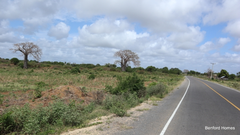 47 acres of land on sale Malindi Sabaki area