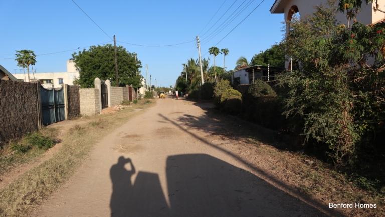 A quarter acre residential plot on sale, Shanzu Mombasa