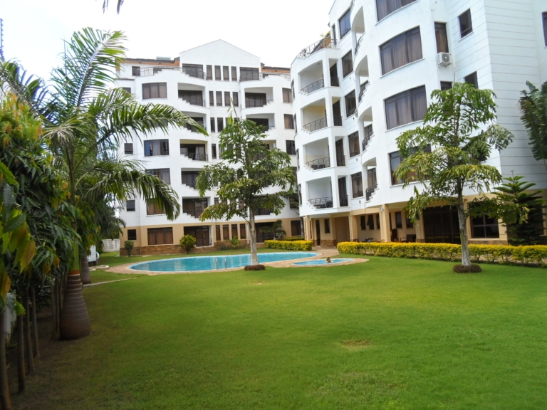 3br furnished family apartment for long let, Nyali Mombasa